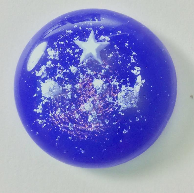 3 memorial keepsake pocket stones with pet/'s ashes Galaxy