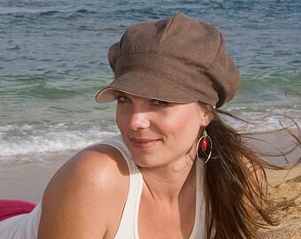 Page Boy Reversible Hemp Hat