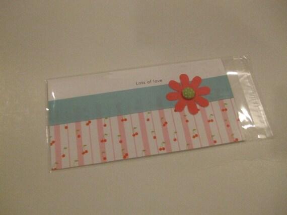 5.4 x 7.25 Clear Resealable Cello Bag Plastic Envelopes Cellophane Bags 100 A7