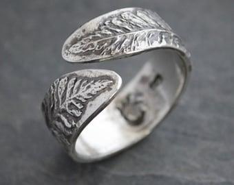 Rustic Rings