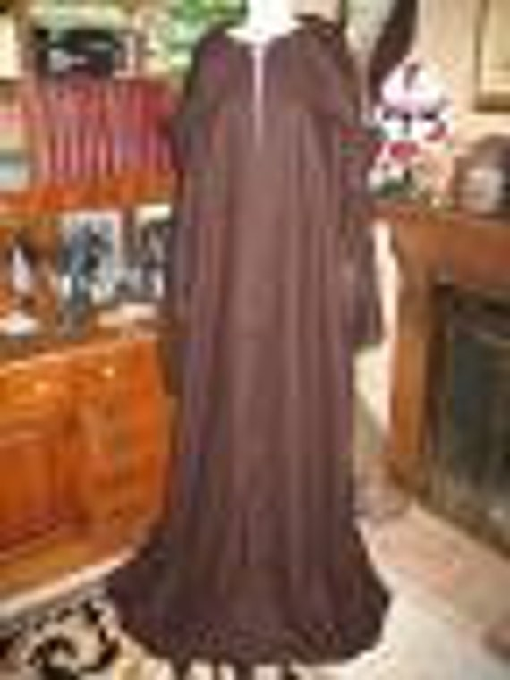 Star Wars Anakin Skywalker Episode 3 100% wool flannel robe in 5 sizes