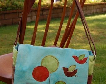 Versatile Messenger Bag Pattern