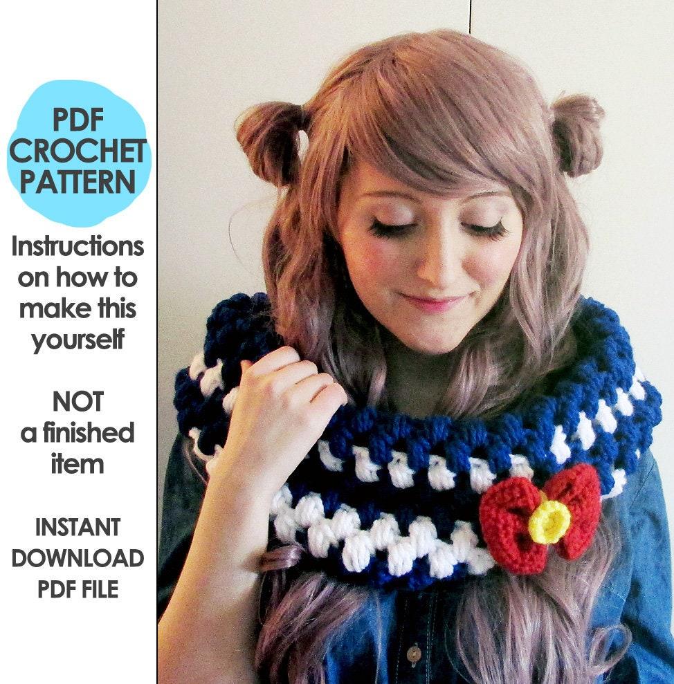 Sailor Moon Crochet Pattern Anime Sailor Moon Chunky Crochet Etsy