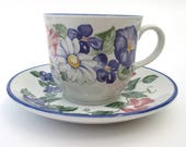 Sweet pea violets china t...