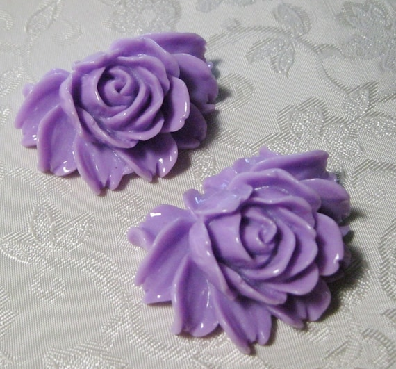 12mm Silver 50 Aluminium Flower Beads//Rosebud Beads