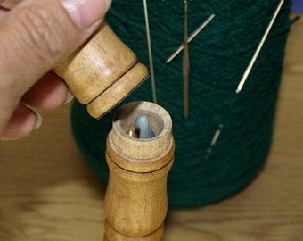 Crochet Knitting Needle Case/Tube - #CCN244