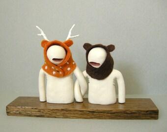 Dear and Bear Mooks
