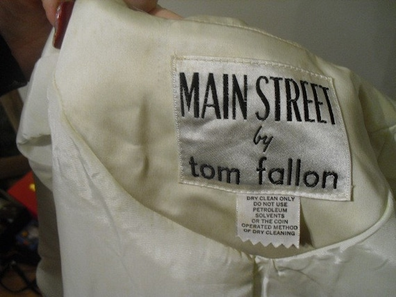 Rare Vintage Designer Tom Fallon 40s 50s Winter Q… - image 4