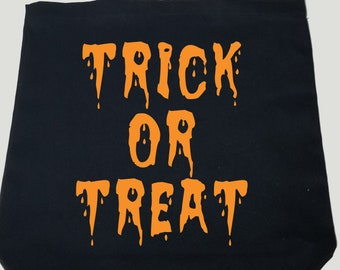 Trick or Treat Tote Bag