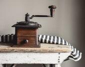 Antique Victorian Era Coffee Grinder, Vintage Kitchen