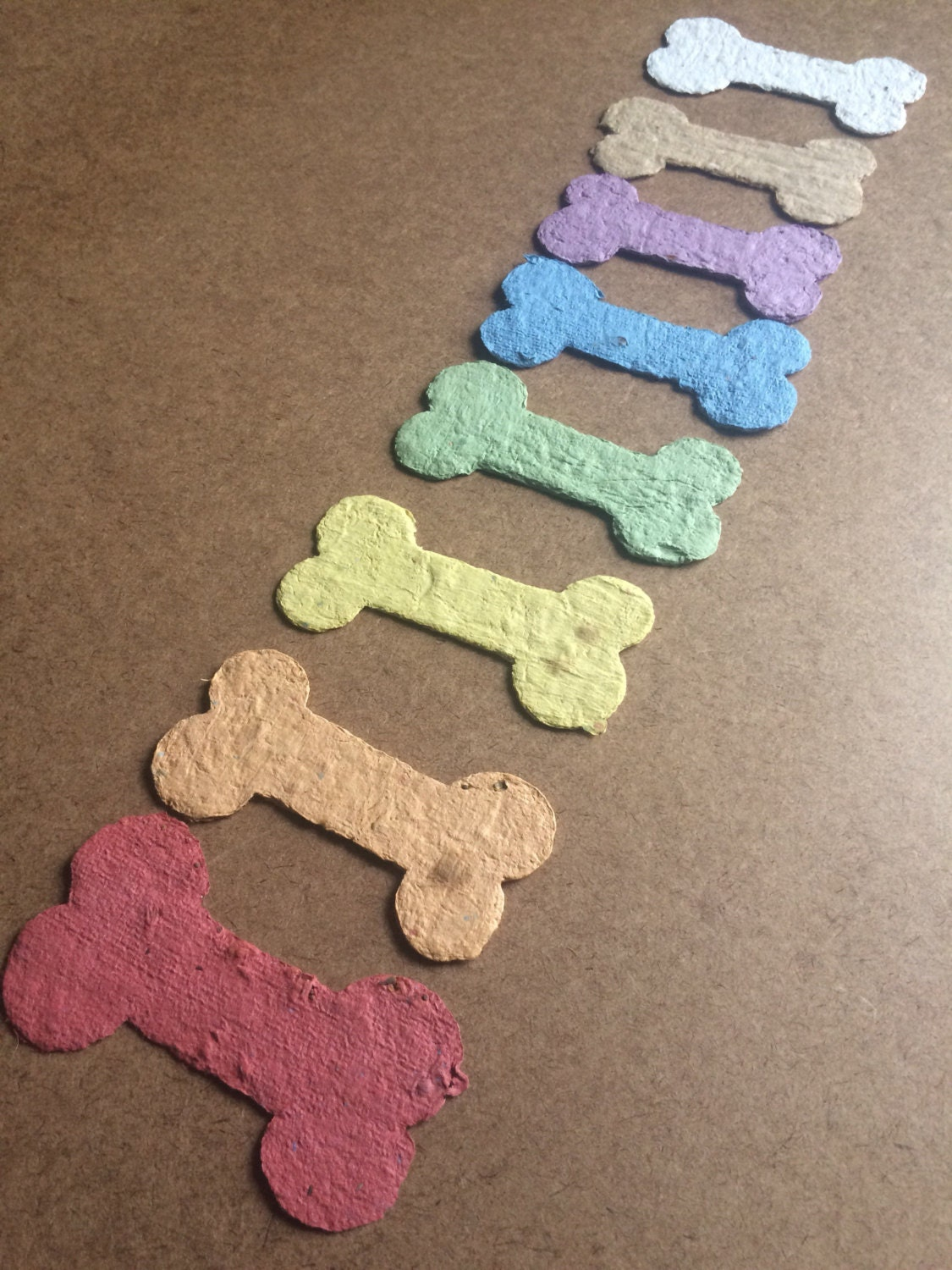 10 Plantable Bones Dog Bones Plantable Wedding Favor Plantable