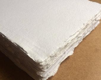 Watercolor paper, vegan, wet media paper, watercolour paper, mixed media paper, calligraphy paper, intaglio paper, art paper