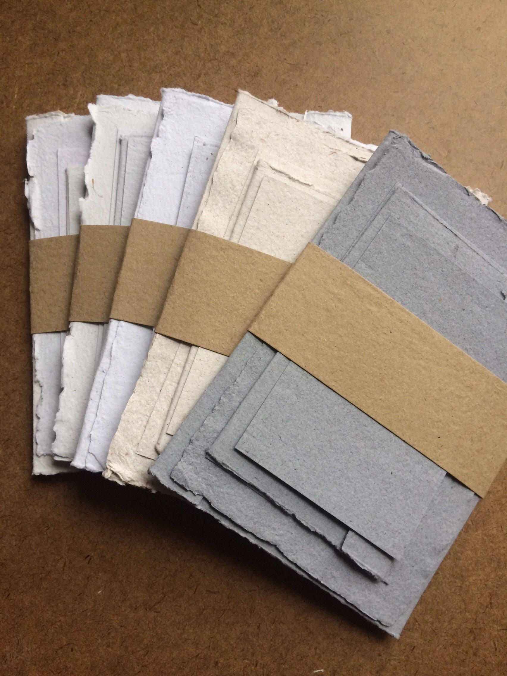Handmade Paper Wedding Suite, handmade paper, wedding invitations ...