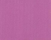 SALE // Tucker Prairie Fabric // Purple Crosses Pattern  // 1canoe2 // cotton quilting