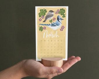 2022 Stump Calendar *Refill* // 1canoe2