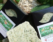 JEWEL WEED Tea Tree Essential oil Soap with Ground OATMEAL Helps Aid in Relief of Poison Ivy