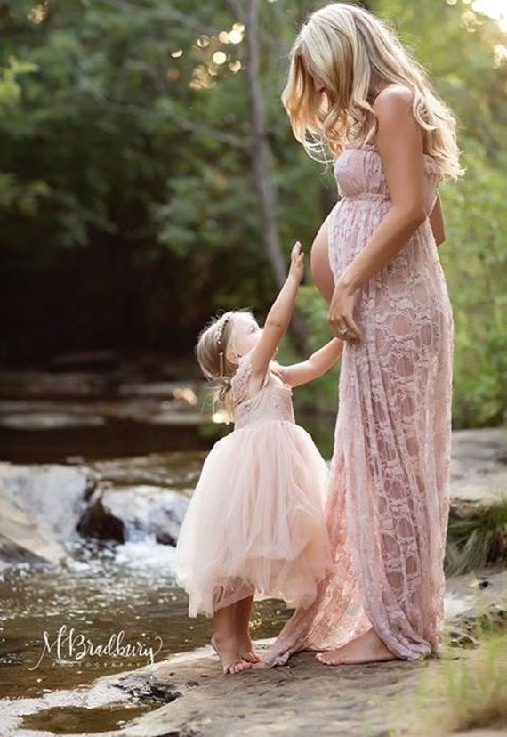 41e17f853 Mia RUE DEL SOL French lace and silk tulle dress for baby girl | Etsy