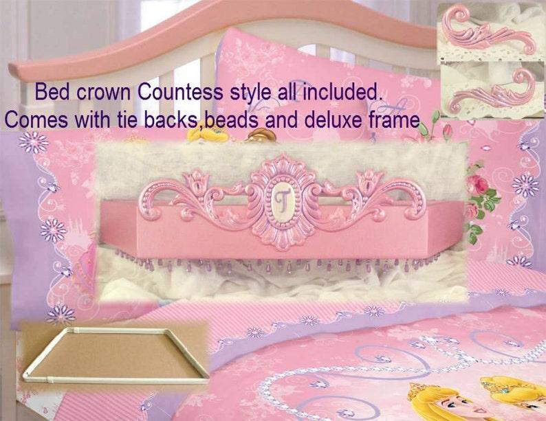 image 0 ...  sc 1 st  Etsy & Wall canopy Princess canopy cinderella decor belle decor | Etsy