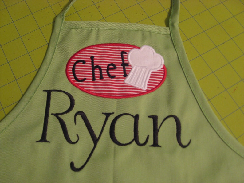 Child's Apron  Personalized image 0