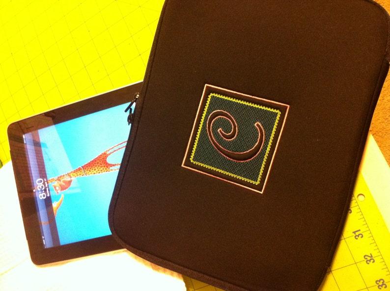 IPad Notebook or Netbook Sleeve Case image 0