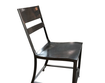 60493c239242 Items similar to High Mesh Back Patio Chairs Set of 4 Mid Century ...