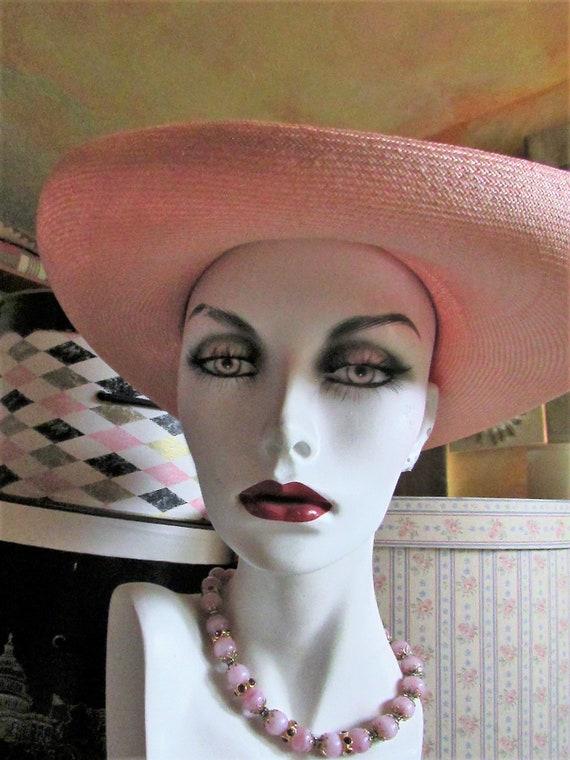 Vintage 1970's 1980's Hat Adolfo II New York Pari… - image 5