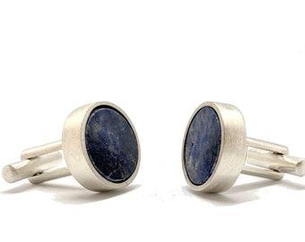 Lapis Lazuli Cufflinks