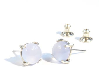 Chalcedoney Earrings