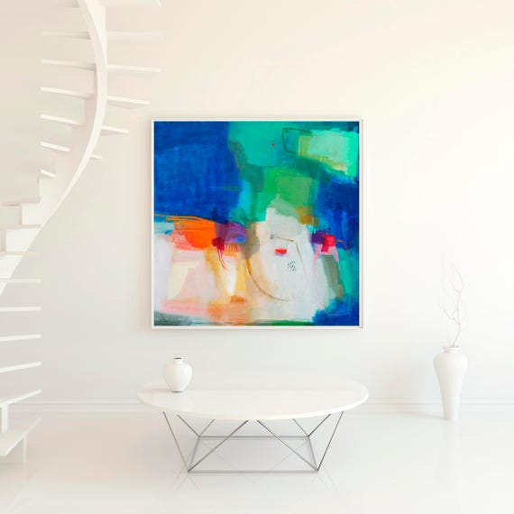 Abstract Giclee Wall Art
