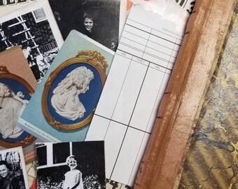 25 piece Vintage and Antique Ephemera Pack