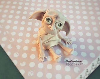 Harry Potter Dobby Cake Topper