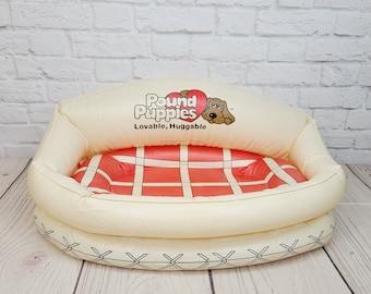 Vintage Pound Puppy Bed