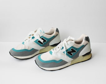new product 5575d fa145 Vintage New Balance 678 Sneakers Made in U.S.A.