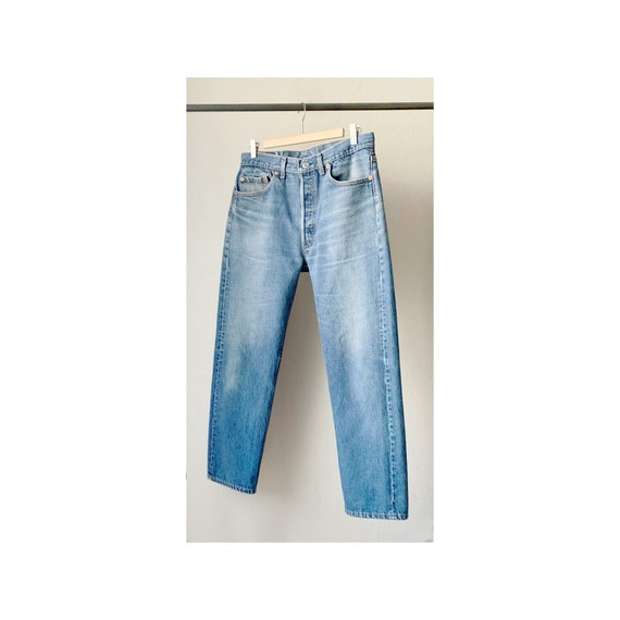1990s Levi's 501 USA Boyfriend Jeans