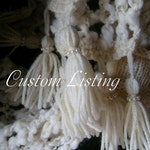 Custom Listing For Lontine Hunley