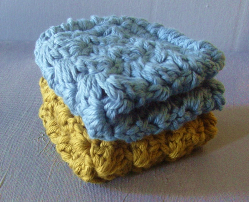 Thick And Thirsty  Potholders/Washcloths/Dishcloths In image 0