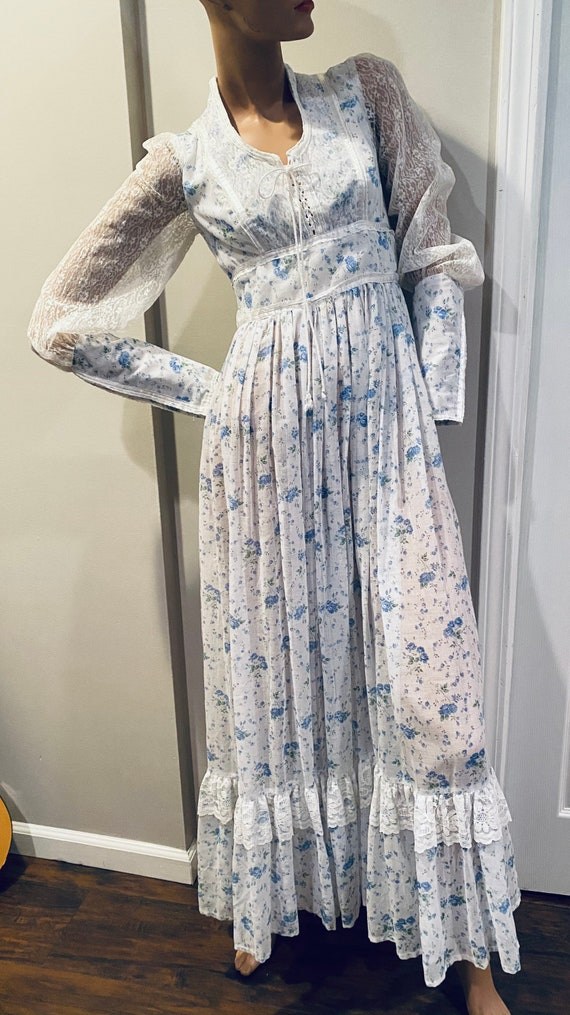 Vintage Gunne Sax Dress - image 2