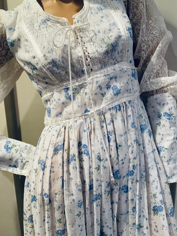 Vintage Gunne Sax Dress - image 1