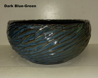 XL Serving Bowls 8-10 cups, pick your color and design