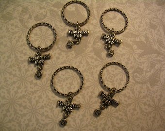 SALE 5 Pampered Pet Charms Jewelry Supplies