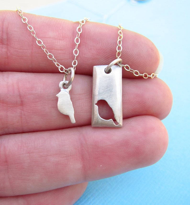Mother's Day Gift Jewelry Necklace Set  Bird Jewelry  image 0