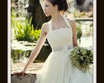 1950s Wedding Dress 'MIRA'