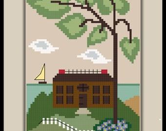 Harbor Haven #4 Scene