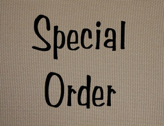 Special Order for Bill - 2 camera straps