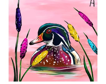 Spring Smalls Duck Collection Originals PREORDER