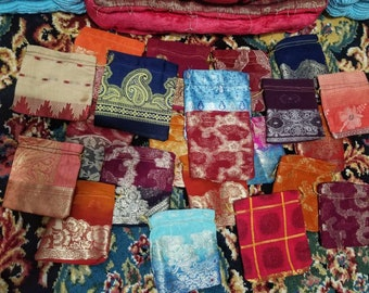 Sari Gift Bag - Add On to Your Order