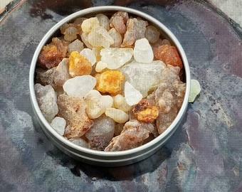 Treasured Resins Loose Incense Blend