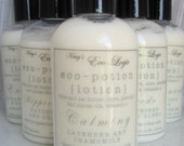 Eco-Potion Lotion - Shea and Sal Butter Lotion 4 oz (Choose Your Scent) - VEGAN - PARABEN FREE