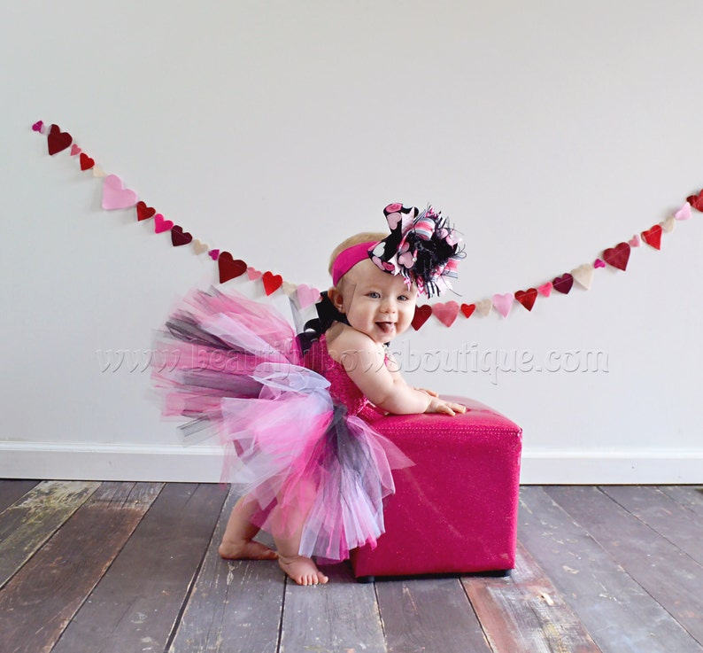 Realistic Toddler Girls Tulle Skirt You Choose Valentine Day Orders Are Welcome. Ruffled Three Tiered