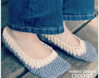 Download Now - CROCHET PATTERN Ped Socks - Any Size Ladies - Pattern PDF